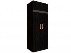 «Hyper» Шкаф для одежды 1 венге