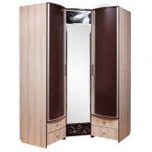 «Магия» шкаф для одежды угловой КМК 0409