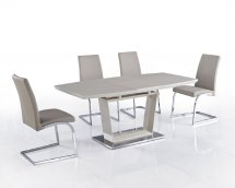 Обеденная группа Стол Aurora + 6 Стульев Design