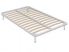 Ортопедическое основание для кровати с гибкими ламелями