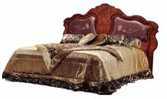 «Мелани 2» кровать двуспальная 1600 КМК 0434.6-02 (с мягким элементом)