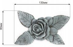 «Марсель» Декоративный элемент «Роза» 7