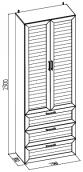 Шкаф МЦН 12 «Регата»
