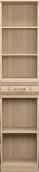Шкаф-стелаж 21 «Квест»