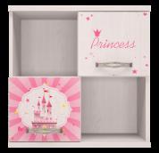 Секция навесная 10 «Принцесса»