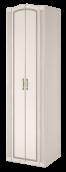 Шкаф для одежды двухдверный 16 «Виктория» Белый глянец
