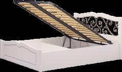 Кровать двуспальная с подъемным механизмом 05 «Лукреция»