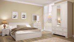 Модульная мебель для спальни «Венеция»