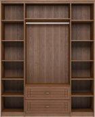 Шкаф для одежды 4-х дверный с ящиками 02 «Лондон»