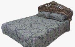 Кровать «Розалия 3» КМК 0645.9 ( с мягким элементом)