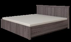 Двуспальная кровать с подъемным механизмом «Sherlock» ясень анкор темный