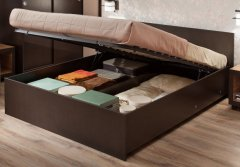 Кровать с подъемным механизмом «Эко»