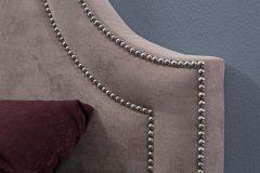 Кровать двуспальная + метал.основание «Карина»