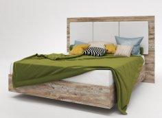 Кровать 1600 КМК 0554.8 «Роксет»