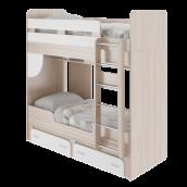 Кровать двухъярусная м.25 «OSTIN»