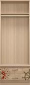 Шкаф для одежды с ящиками 20 «Квест»