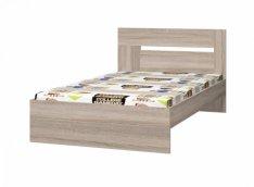 Кровать с настилом ИД 01.245а/01.545 «Хэппи»
