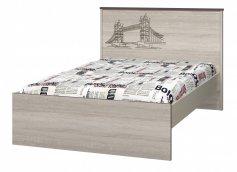 Кровать 1200 с настилом ИД 01.254 «Хэппи»