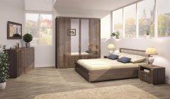 Спальный гарнитур «Париж» глянец