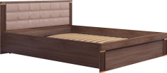 Кровать двуспальная с орт.основанием «Париж»