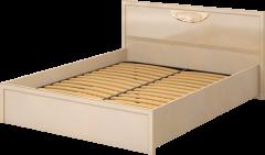 Двуспальная кровать с орт.основанием «Милан»