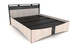 Кровать двуспальная м.91/914 «Вега EVO»