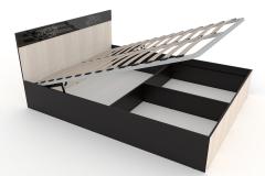 Кровать двуспальная с подъемным механизмом м.92/924 «Вега EVO»