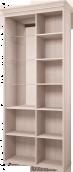 Шкаф для книг 10 (без карниза) «Афродита»