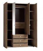 Шкаф для одежды и белья 555 «NEO»