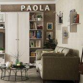 Полка угловая 14 «Paola»