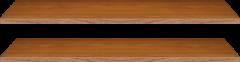 Полка (компл полок 2 шт) (к модулю 26) «Венеция» Клён торонто