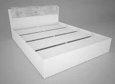 Кровать двуспальная «Сорренто EVO»