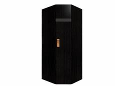 «Hyper» Шкаф угловой 1 венге