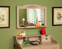 Модульная спальня «ADELE» 11 Зеркало навесное