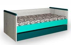 Кровать с дополнительным спальным местом «НьюТон»