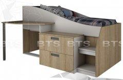 Детская кровать комплекс «Скаут»