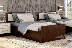 Кровать односпальная (настил) «Фиеста»