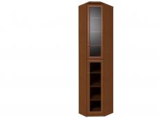 Библиотека «Марракеш» Шкаф для книг 10 фасад Стекло