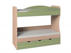 «Калейдоскоп» Кровать двухъярусная детская 6