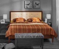 Двуспальная кровать «Montpellier» + ортопедическое основание