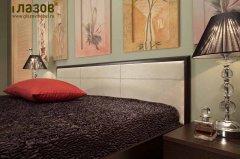 Двуспальная кровать с подъемным механизмом «Амели»