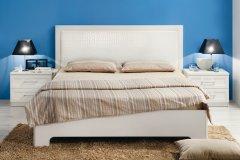 «Капри» 1 Двуспальная кровать с ортопед.осн.