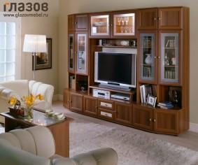 Модульная мебель для гостиной «Милана»