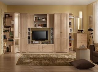 Модульная мебель для гостиной «Sherlock» дуб сонома