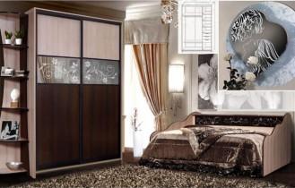 Мебель для спальни «Магия»