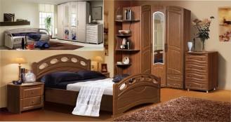 Мебель для спальни «Клеопатра»