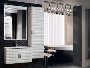 Мебель для ванной комнаты «Адель» КМК 0460