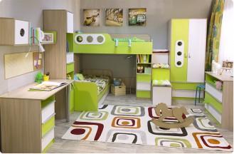 Модульная детская мебель «Беби-бум»
