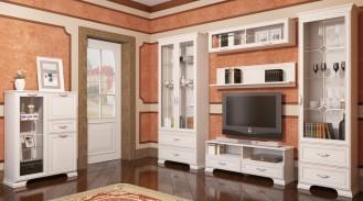 Модульная горка в гостиную «Венеция»