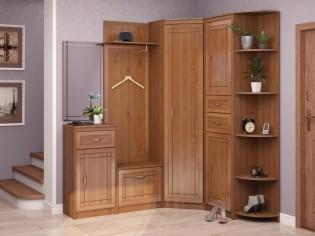 Модульная мебель для прихожей «Лондон»